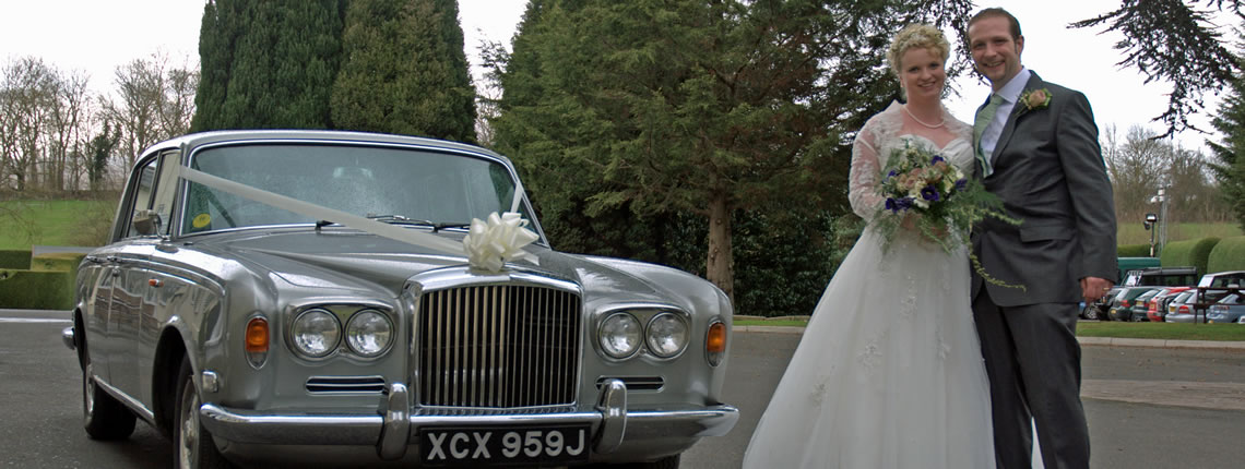 Wedding Car Hire Forest Of Dean